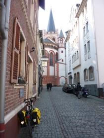 Rhineish town