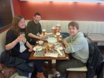 Bavarian Breakfast Beers