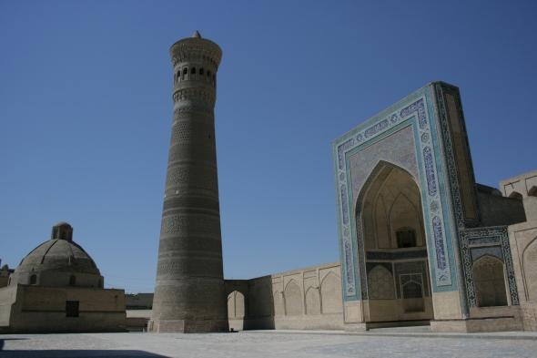 Bukhara's Kalyan Minaret