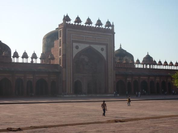 Mosque in Fatehpur Sikri