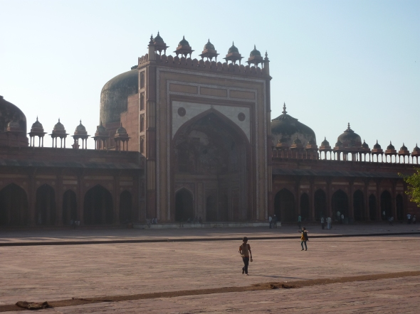 Mosque in Fatehpur Sikri