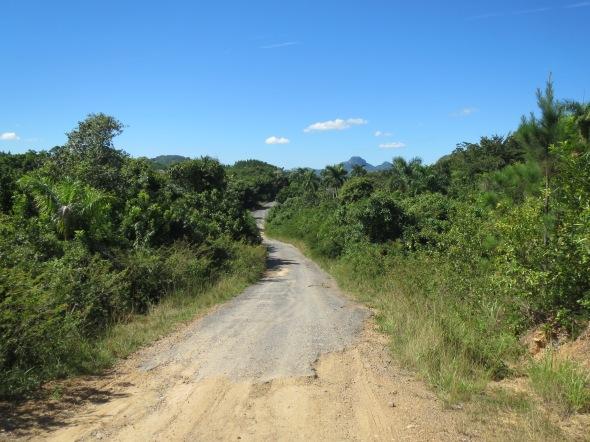 A classic Cuban road